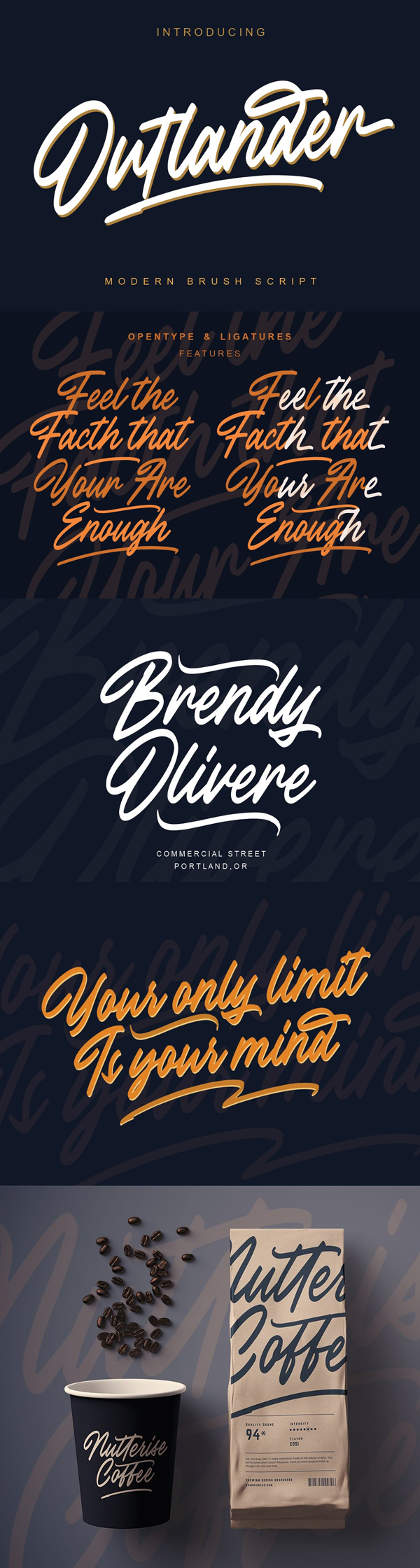 100 Greatest Free Fonts for 2020 - 24