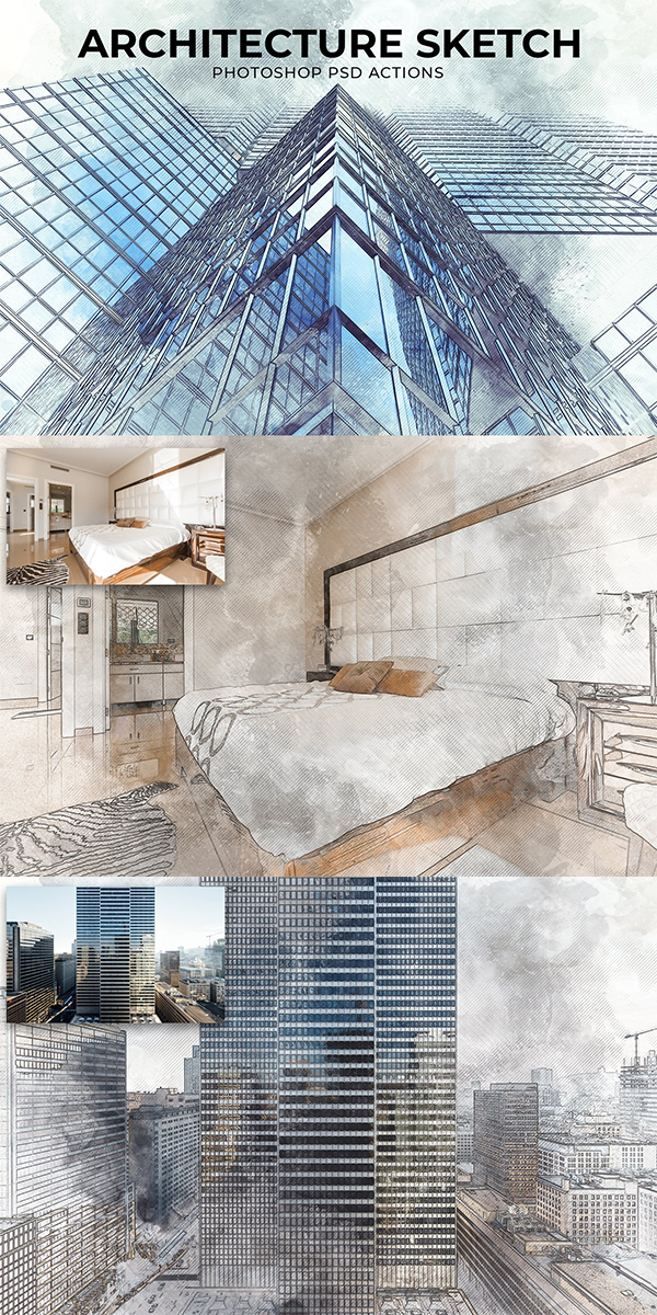 Architecture Sketch PSD Action