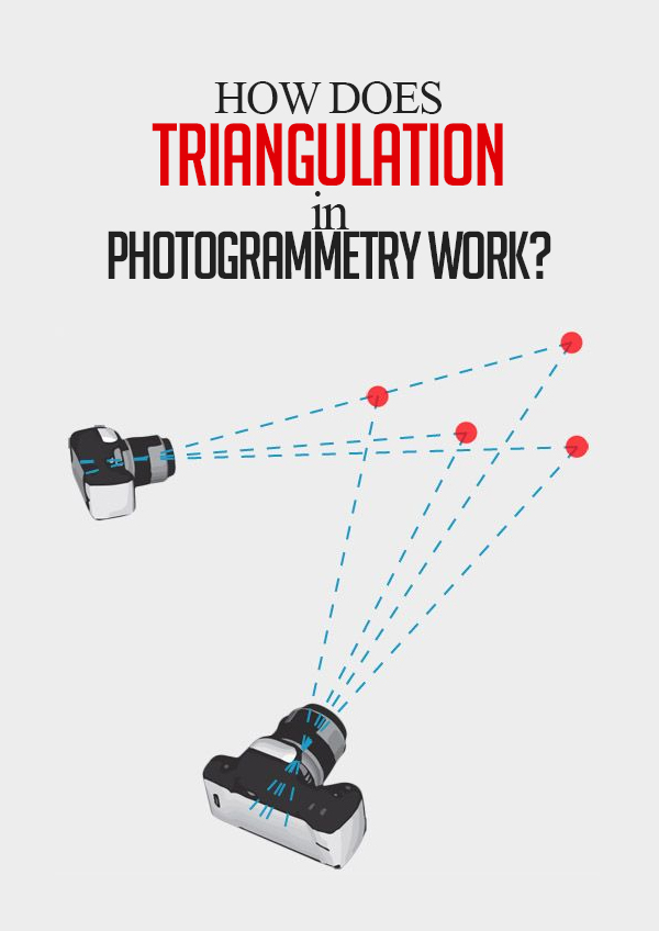 How Does Triangulation in Photogrammetry Work?