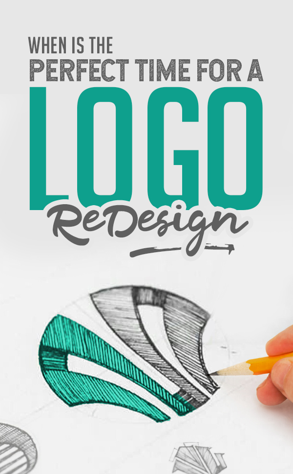 When Is The Perfect Time For A Logo Redesign?