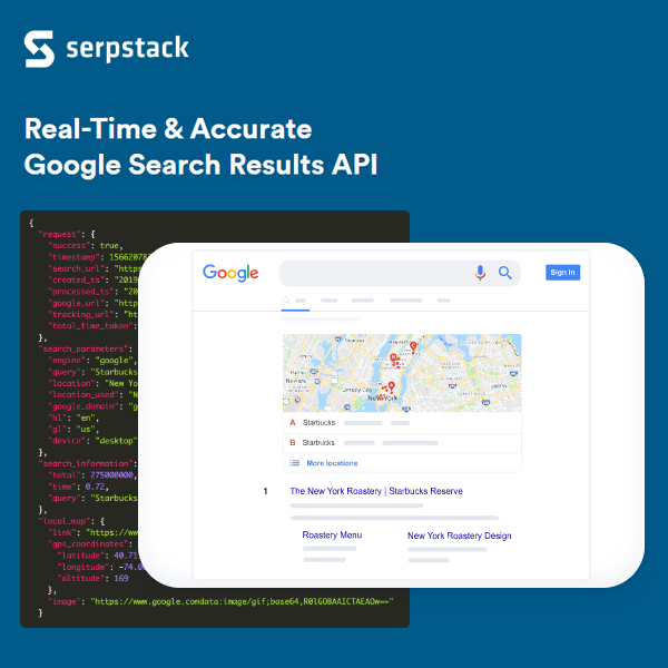 Search Result Data Collection Becomes Easy with Serpstack API