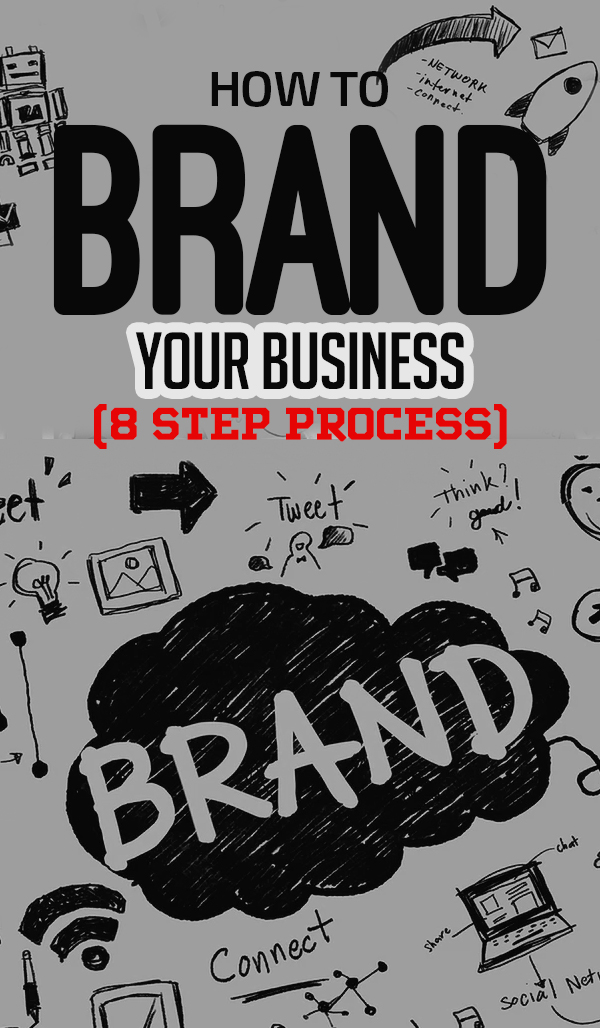 8 Steps To Get You On The Right Path To Branding Your Business