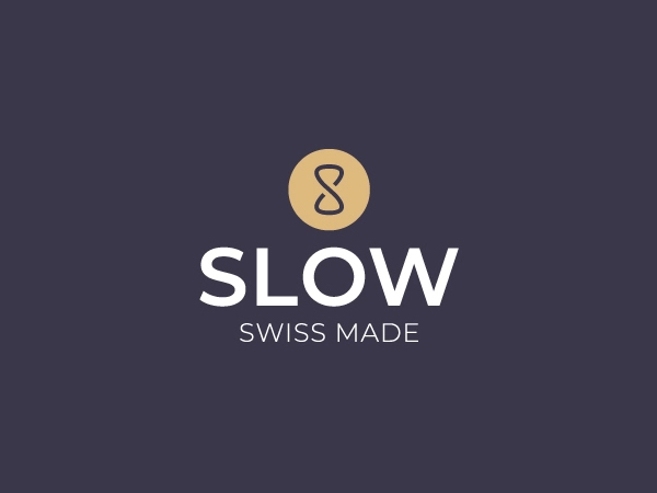 Slow Watches Logo Design