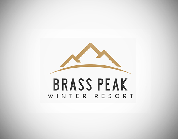 Brass Peak Logo Design