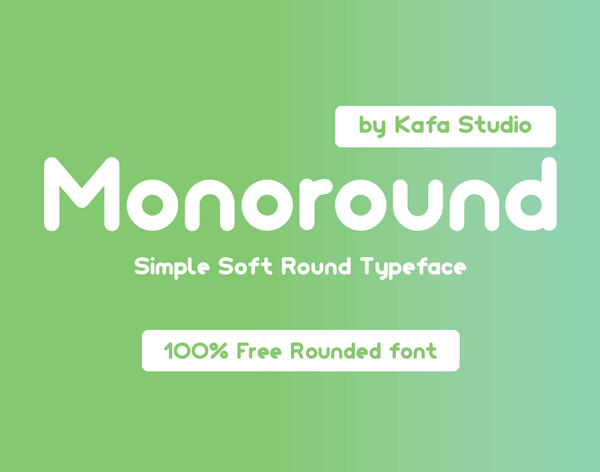 100 Greatest Free Fonts for 2020 - 72
