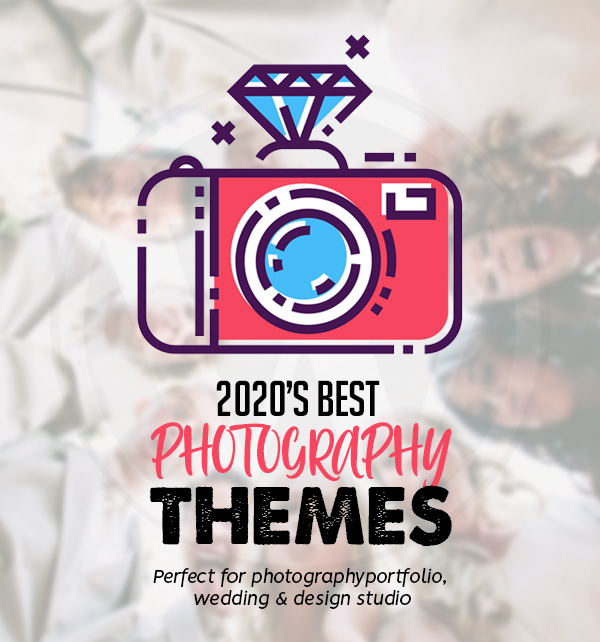 35 Best Photography WordPress Themes For 2020