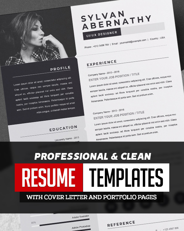 Professional Resume Templates Of 2020