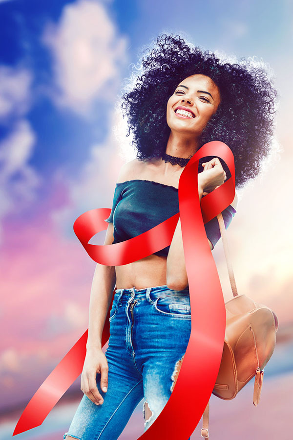 How to Create a Wrapped Ribbon Photo Manipulation in Photoshop Tutorial