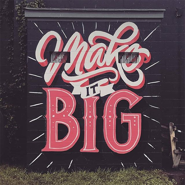 Examples of Creative Typography that Will Blow Your Mind - 28