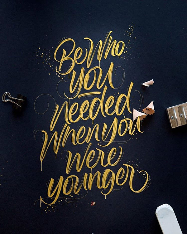 Examples of Creative Typography that Will Blow Your Mind - 7