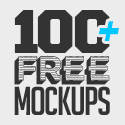 Post Thumbnail of 100+ Best MockUps PSD Templates