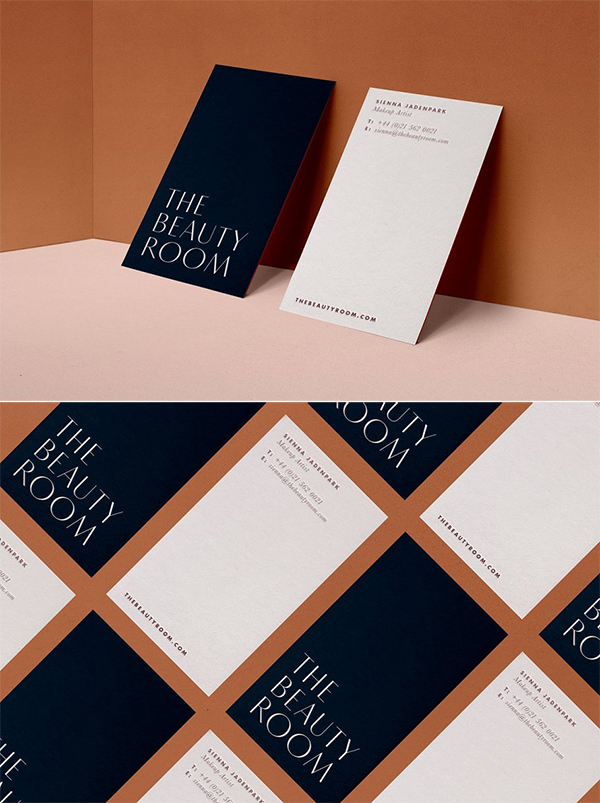 The Beauty Room Business Card