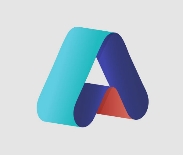 How to Create a Letter A logo Design Tutorial in Adobe Illustrator