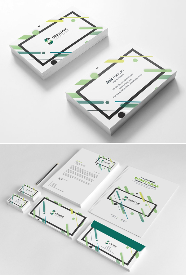 Creative Stationery Pack