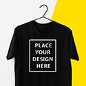 Post Thumbnail of Free T-Shirt Mockup PSD