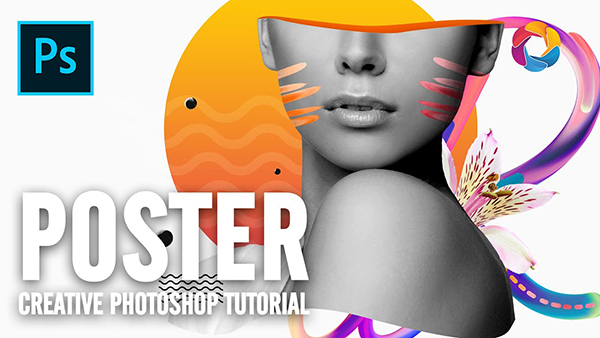 How to Create Stunning Poster Design in Photoshop Tutorial