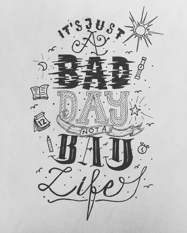 Remarkable Lettering and Typography Designs - 7