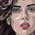 Post Thumbnail of Amazing Portrait Illustrations By Alexandre Troin