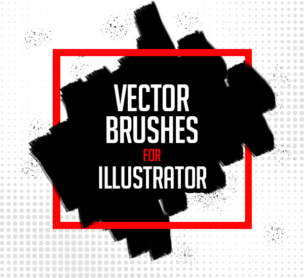 Illustrator Brushes Packs – 30 High Quality Brushes