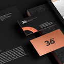 Post Thumbnail of 23 Professional Branding, Visual Identity and Logo Design Examples