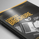 Post Thumbnail of 16 Professional Brochure Design Templates