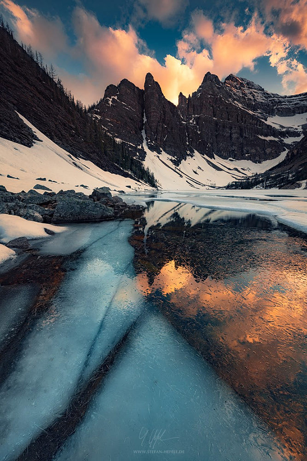 A cry of the Mountains - Photography by Stefan Hefel