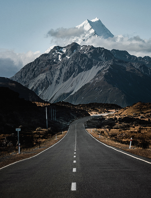 Heaven in New Zealand Photography by Florian Wenzel