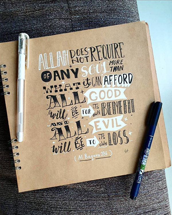 Best Typography and Hand Lettering Designs for Inspiration - 23