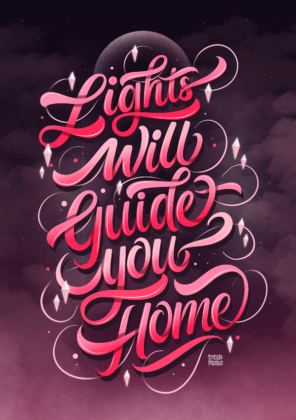 Best Typography and Hand Lettering Designs for Inspiration - 31