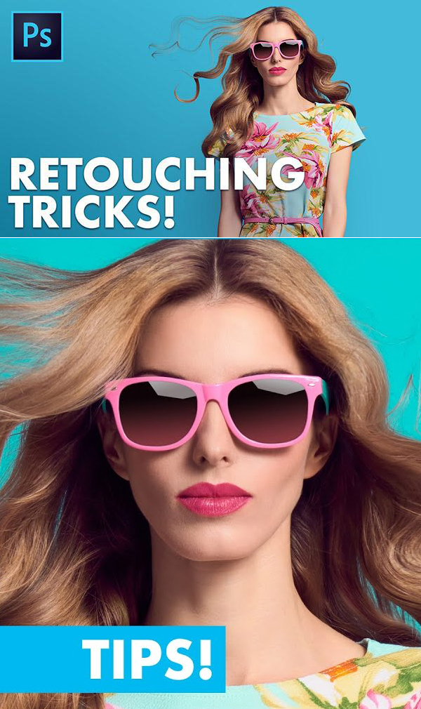 Easy Retouching Tricks in Photoshop You Need to Know - Tutorial