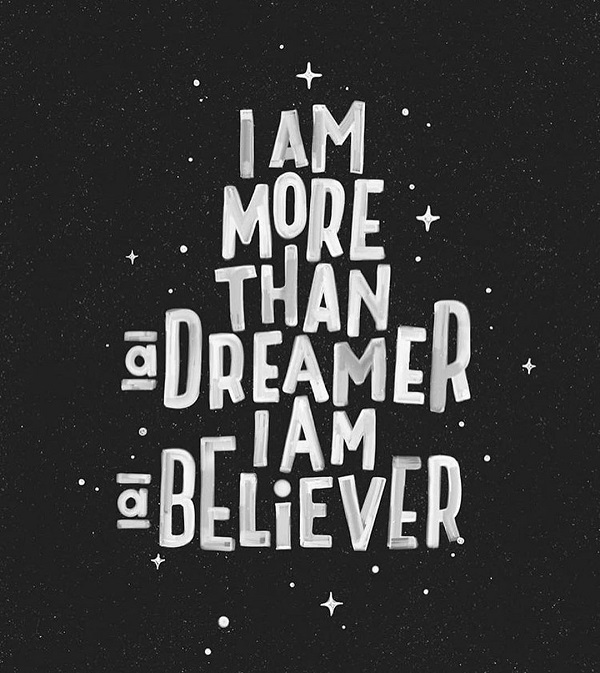 I am more than a Dreamer