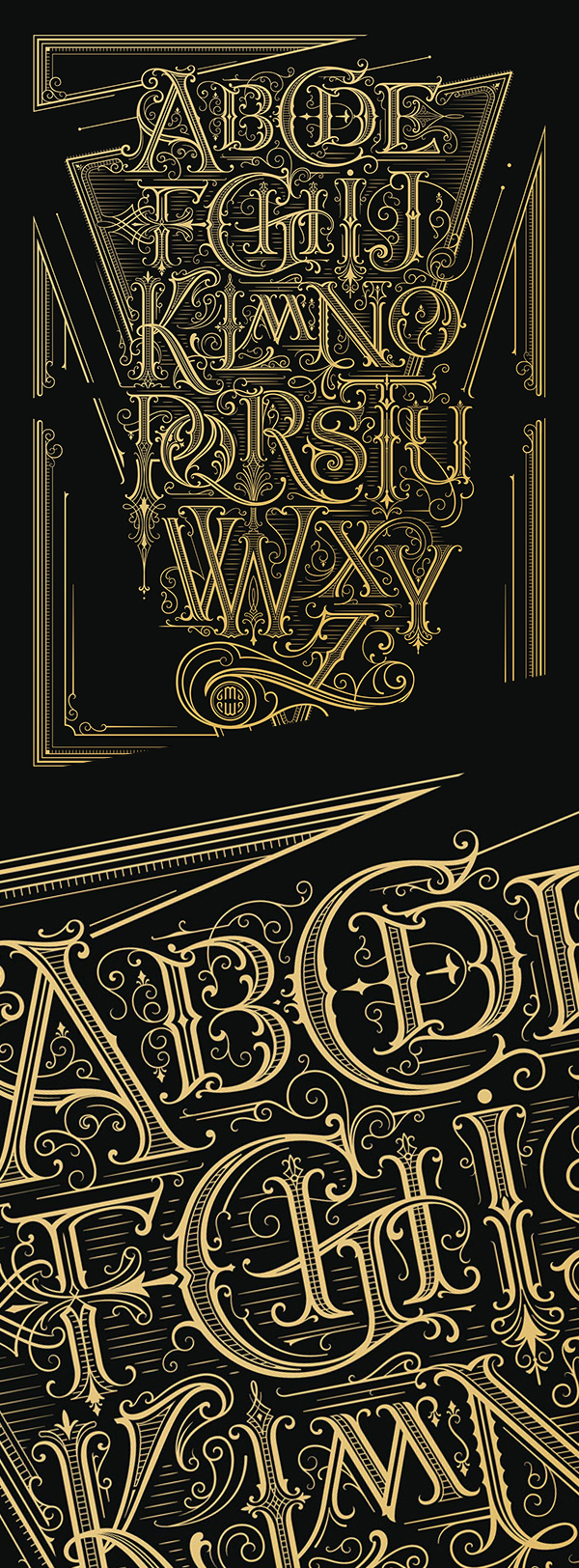A to Z: The Alphabet Typography