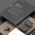 Post Thumbnail of Best Branding Stationery MockUps - Professional Design