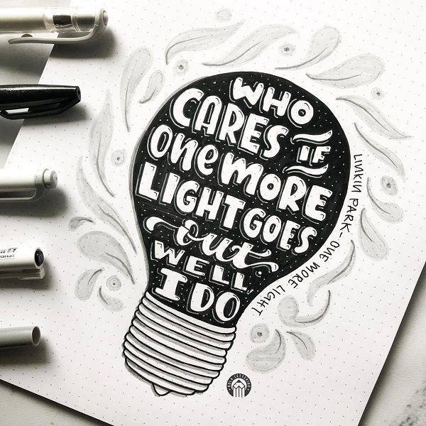 Best Typography and Hand Lettering Designs for Inspiration - 6