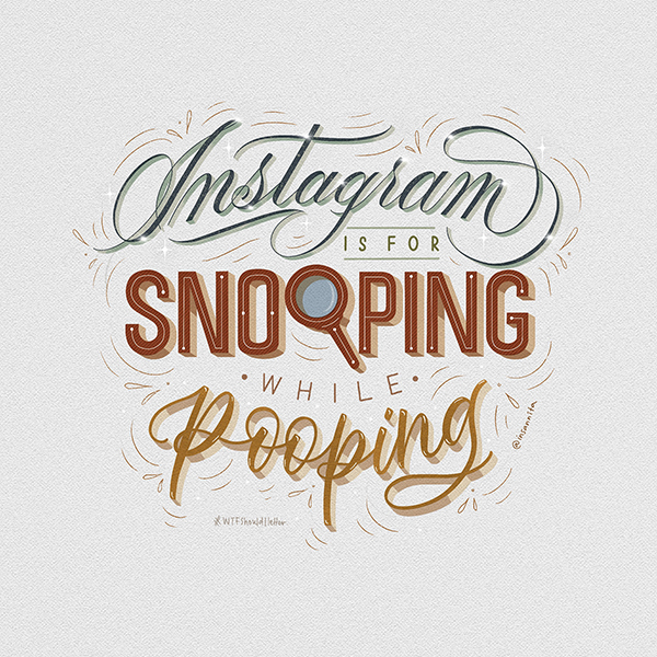 Best Typography and Hand Lettering Designs for Inspiration - 38