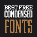 Post thumbnail of 30+ Best Free Condensed Fonts Of 2020