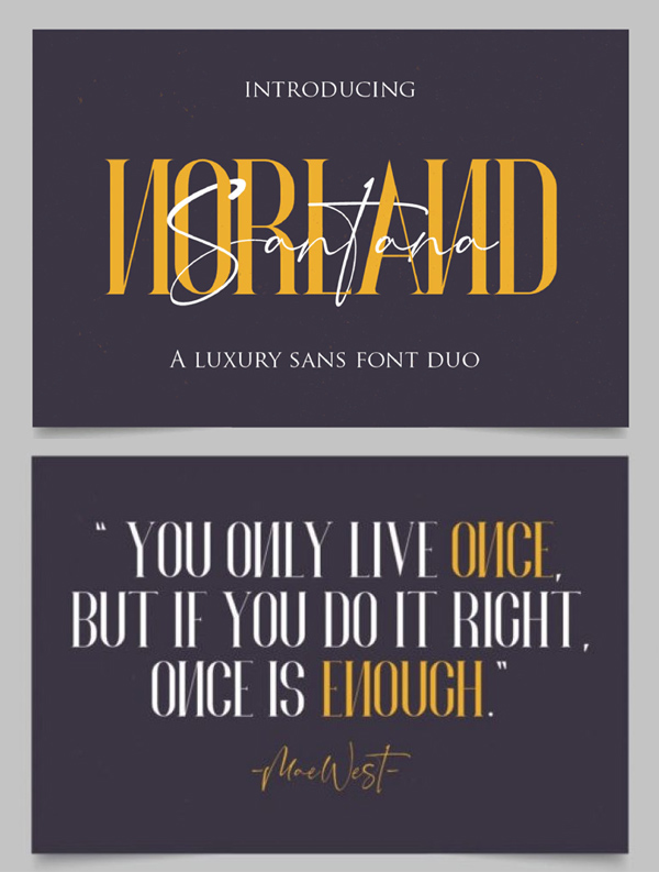 Norland Free Font