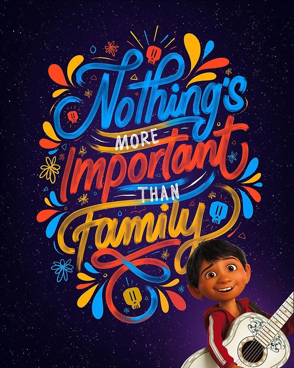 35 Remarkable Lettering and Typography Designs for Inspiration - 2
