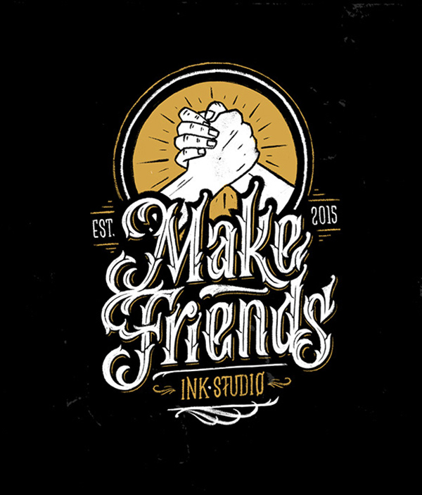 35 Remarkable Lettering and Typography Designs for Inspiration - 5