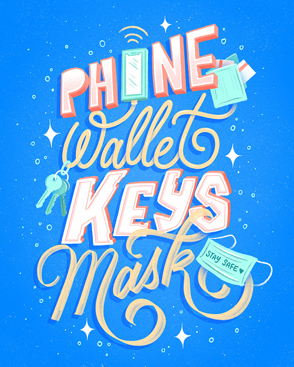 35 Remarkable Lettering and Typography Designs for Inspiration - 7