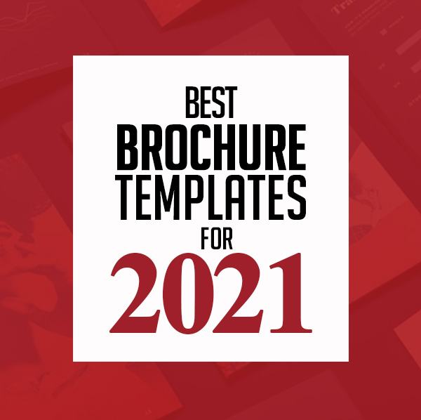 50+ Best Brochure Templates For 2021