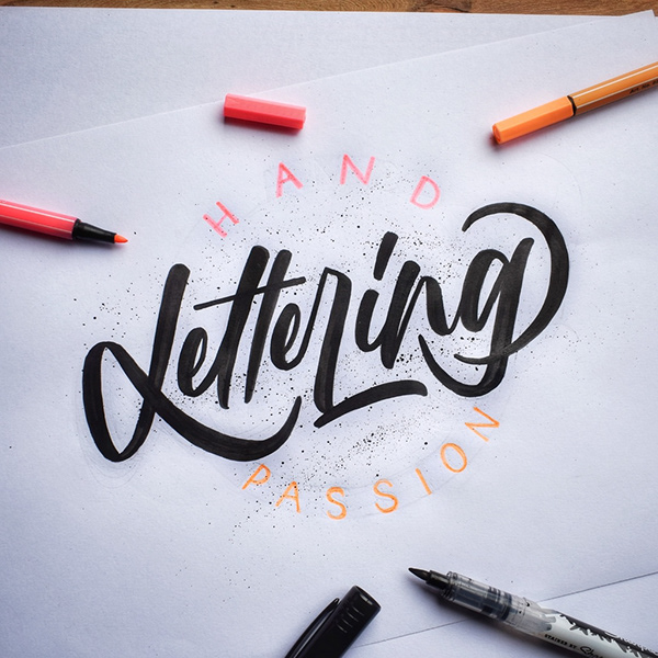 Remarkable Calligraphy and Lettering Designs for Inspiration - 9