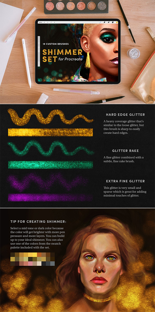 50 Best Procreate Brushes For 2021 - 19