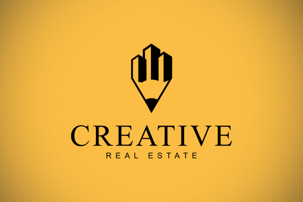 Creative Real Estate logo by artemedes