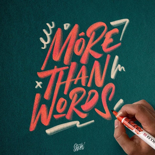 30 Remarkable Lettering Quotes and Typography Designs for Inspiration - 7