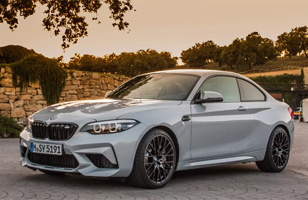BMW M2 Competition Photo - 1