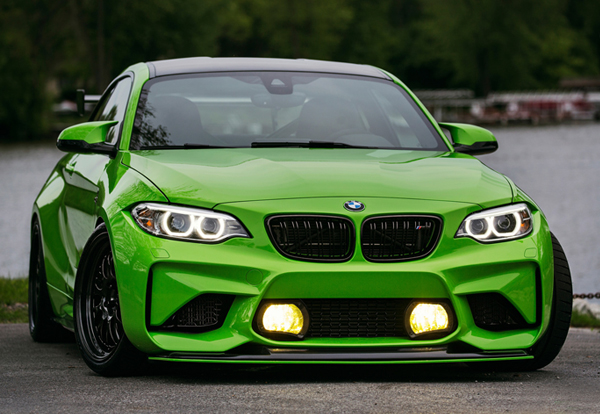 BMW M2 Competition Photo - 5
