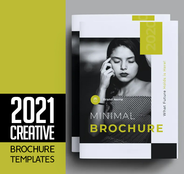 25+ Best Brochure Templates For 2021