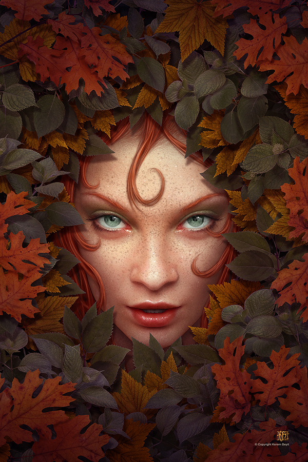 Amazing Digital Illustrations By Kerem Beyit - 17