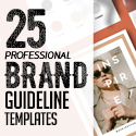 Post thumbnail of 25 Best Brand Guidelines Templates Design